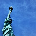 صورة فوتوغرافية لـ Statue of Liberty