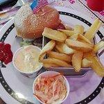 Menu hamburger