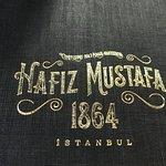 صورة فوتوغرافية لـ Hafiz Mustafa 1864, Sirkeci