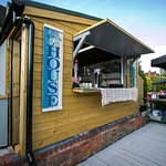 Our Beach House serves fantastic wood fired pizzas