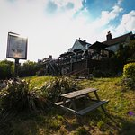 The Anchor Inn is the place to be on a gorgeous sunny day