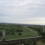 Uno dei panorami dalla collina