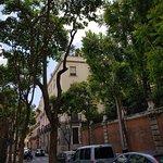 Great architecture along Paseo Del Prado