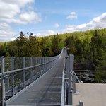 Ranney Gorge Suspension Bridge의 사진