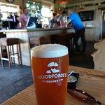 Une bonne pinte de bière