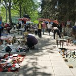 """Фотография Блошиный рынок """"Сухой мост"""""""