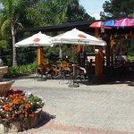 Área do restaurante Português
