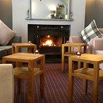 Bar Lounge - Real Fire