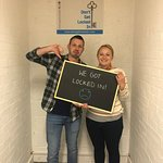 We had a great run of escapees over the weekend but Team 'Josh and Sophie' you did not get out t