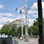 Naval Flagpoles