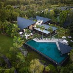 Chapter One Restaurant, Port Douglas.  Located within the grounds of Niramaya Villas and Spa