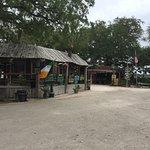 Exterior of Fish Camp