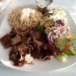 Gyro Platter (Lamb/Beef)
