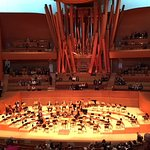 LA Phil Getting Ready for the Concert