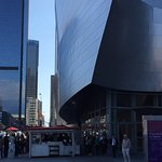LA Phil Concert Hall - Outside