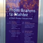LA Phil - from Brahms to Mahler in 2017/2018