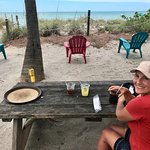 Lunch with an ocean front view!