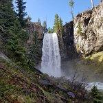 Tumalo Falls Photo