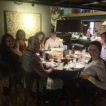 Jantar com amigos