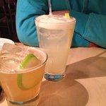 Apple Dream & Elderflower cocktails