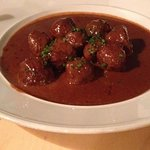 Meatballs - so yummy & recommended