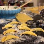 Handmade ravioli!