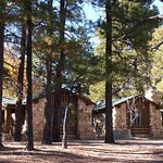Western Cabin at Grand Canyon Lodge North Rim