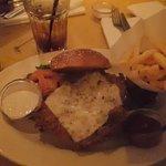 Spicy Crispy Chicken Sandwich - Best burger I've ever tasted