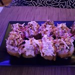King Neptune; the best sushis we have ever eat!