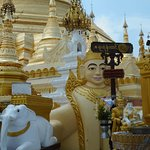 Photo of Shwedagon Pagoda