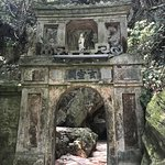 Gate to Hoa Nghiem Cave Marble Mountain
