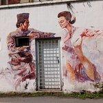 ภาพถ่ายของ Ipoh Mural Art Trail
