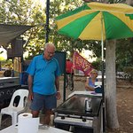 Peak Season weekly Mini Markets sausage sizzle - enquire at park for dates