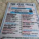 Foto van Angry Friar