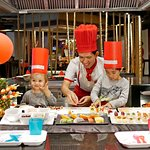Benihana at AVANI Atrium Bangkok Special Activity- children activities