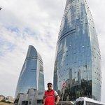 صورة فوتوغرافية لـ Flame Towers