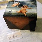 The chosen one, by Karen Atkins. Vintage box.