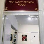 Margaret Preston room.
