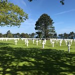 Photo of Normandy American Cemetery & Memorial