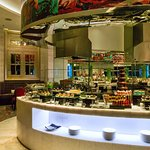 The Gallery Restaurant All day Dining Buffet