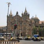 صورة فوتوغرافية لـ Chhatrapati Shivaji Terminus