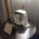"Complimentary Birthday surprises from the hotel Hermitage! ""Merci beaucoup""xxx"