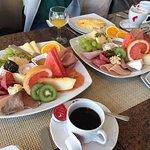 """Frühstück """"Cafe Fitz"""""""