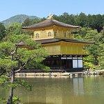 金閣寺照片