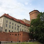 Castillo de Wawel exterior