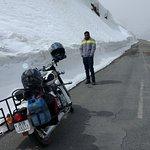 ladak bike rental bike with carrier , can, full spares, helmets