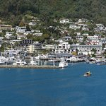 Coming into Picton