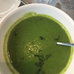 The delicious and refreshing Pea Soup