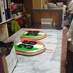 Foto della torta per la Juventus/Buffon