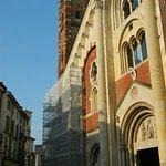 Duomo, particolare facciata.